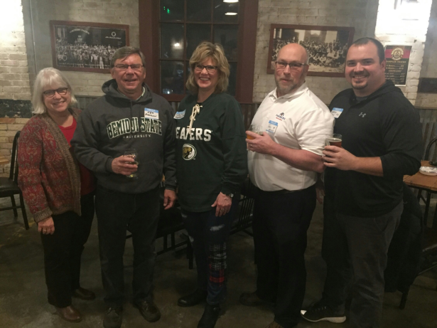 """Cheers to Bemidji State"" - Brainerd Lakes event"