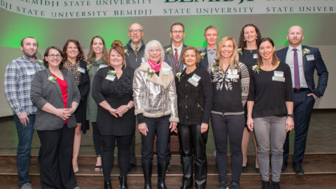 2019 BSU Athletic Hall of Fame Honorees
