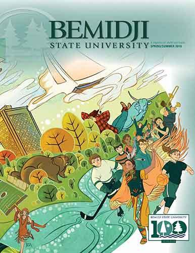 BSU Magazine