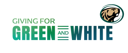 Giving for Green and White