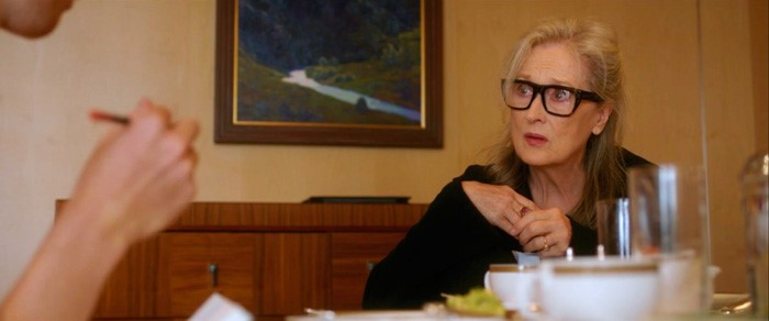 """""""Phantom Canyon III"""" in the background of a scene featuring actress Meryl Streep"""
